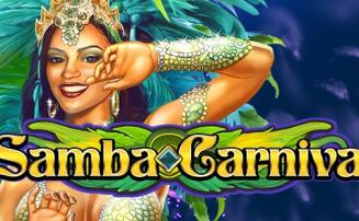 Samba Carnival slot Play'n GO