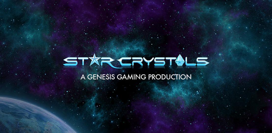 Star Crystals slot from Genesis Gaming