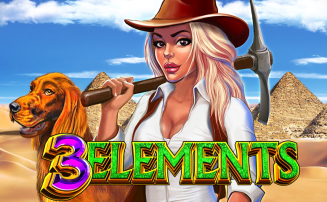 3 Elements slot by Fuga Gaming Technologies