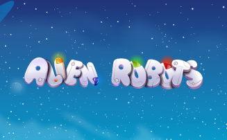 Alien Robots slot from NetEnt