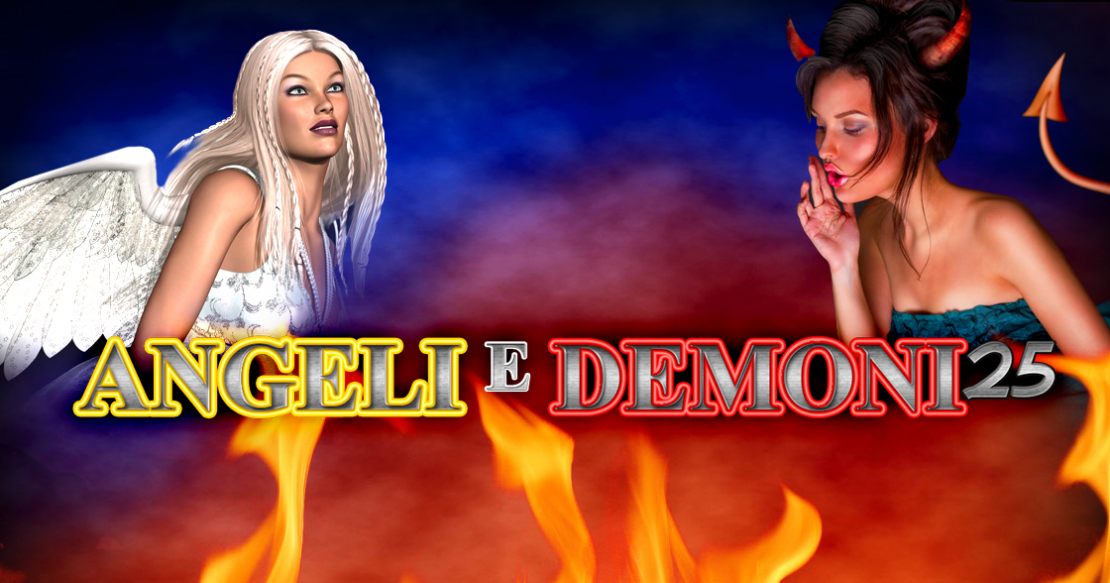 Angeli e Demoni25 Slots - Play this Video Slot Online