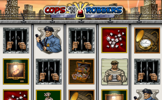 Cops n Robbers slot from Play'n GO