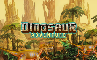 Dinosaur Adventure slot from Genesis Gaming