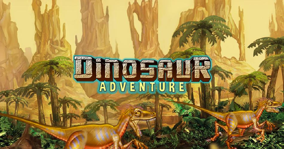 Dinosaur Adventure slot from Genesis Gaming