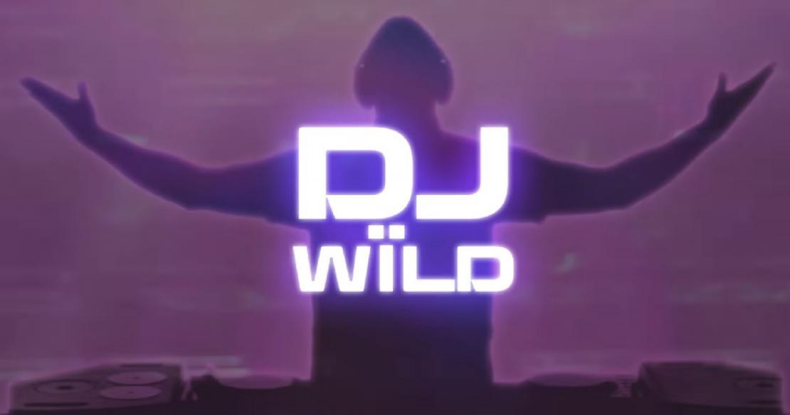 DJ Wild slot from ELK Studios