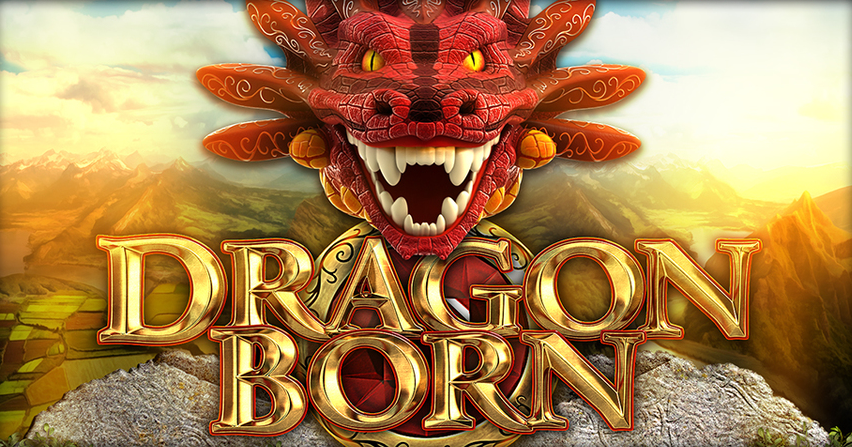 Dragon Born slot from Big Time Gaming