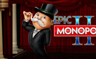 Epic Monopoly II slot from WMS