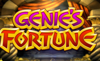 Genie's Fortune slot by Betsoft Gaming