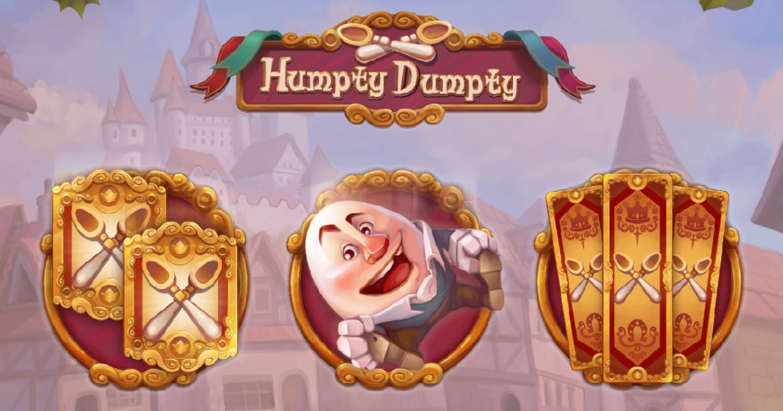 Humpty Dumpty slot by Push Gaming