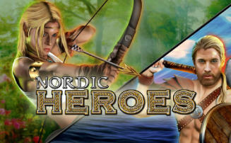 Nordic Heroes slot from IGT