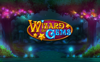 Wizard of Gems slot from Play'n GO