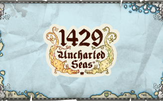1429 Uncharted Seas slot from Thunderkick
