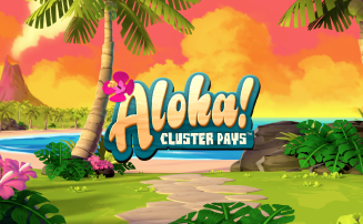 Aloha: Cluster Pays slot from NetEnt