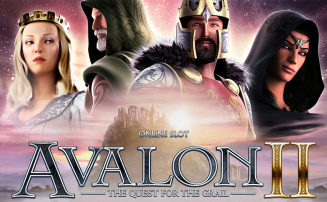 Avalon II: The Quest for the Grail slot from Microgaming