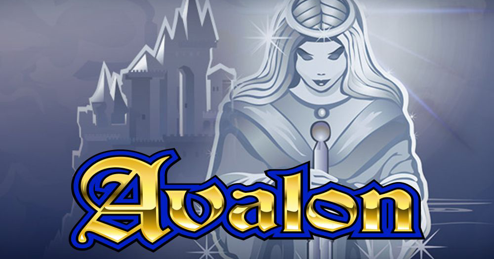 Avalon slot from Microgaming