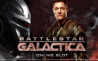 Battlestar Galactica slot by Microgaming