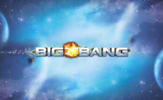 Big Bang slot from Net Entertainment