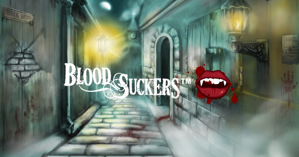 Blod Suckers slot from Net Entertainment
