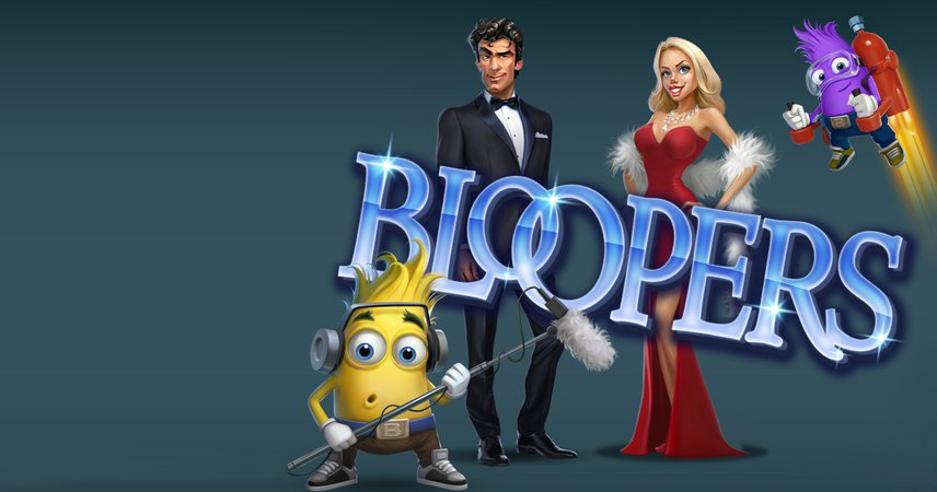 Bloopers slot from ELK Studios