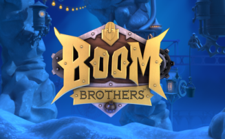 Boom Brothers slot from NetEnt