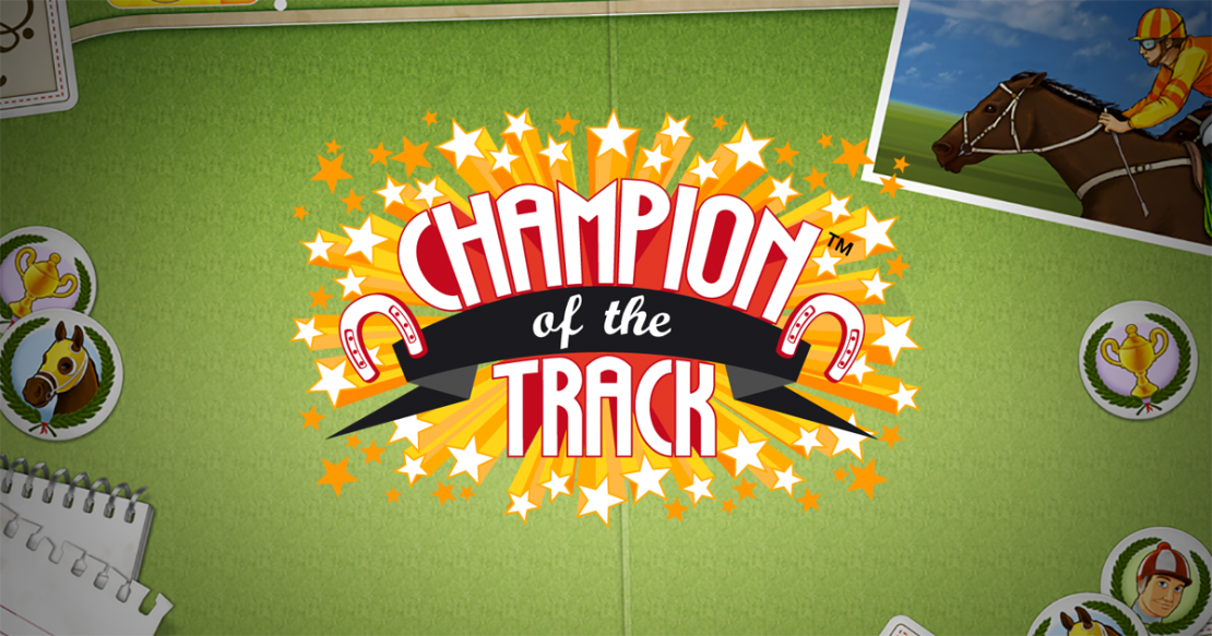 Champion of the Track slot from NetEnt