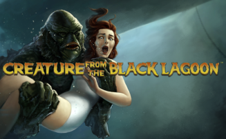 Creature from the Black Lagoon slot from NetEnt