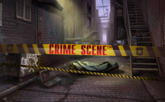 Crime Scene slot from Net Entertainment