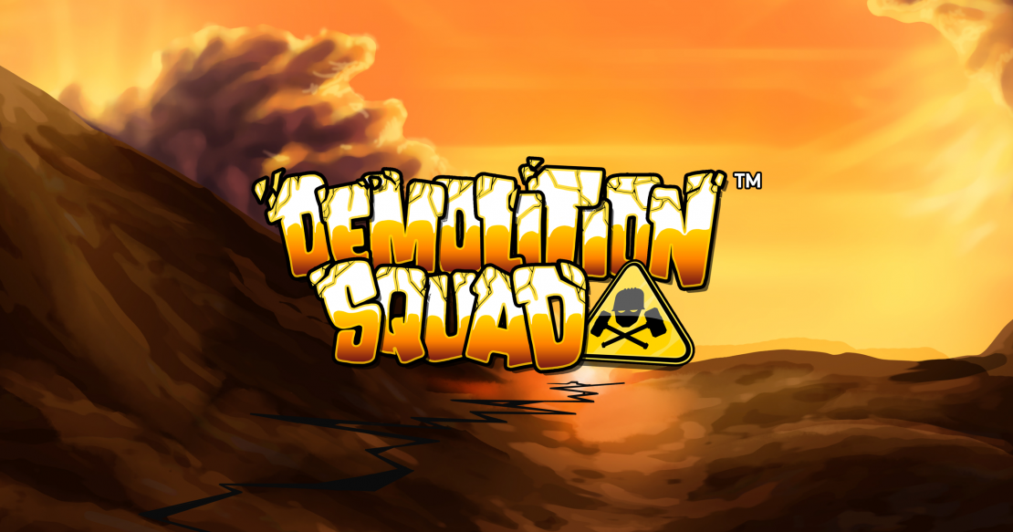 Demolition Squad slot from Net Entertainment