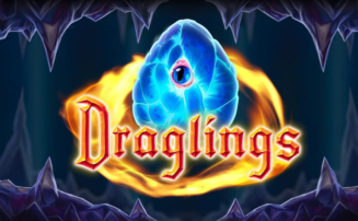 Draglings slot from Yggdrasil Gaming