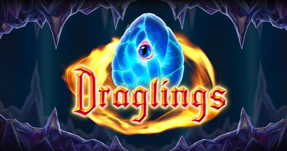 Draglings slot from Yggdrasil Gaming