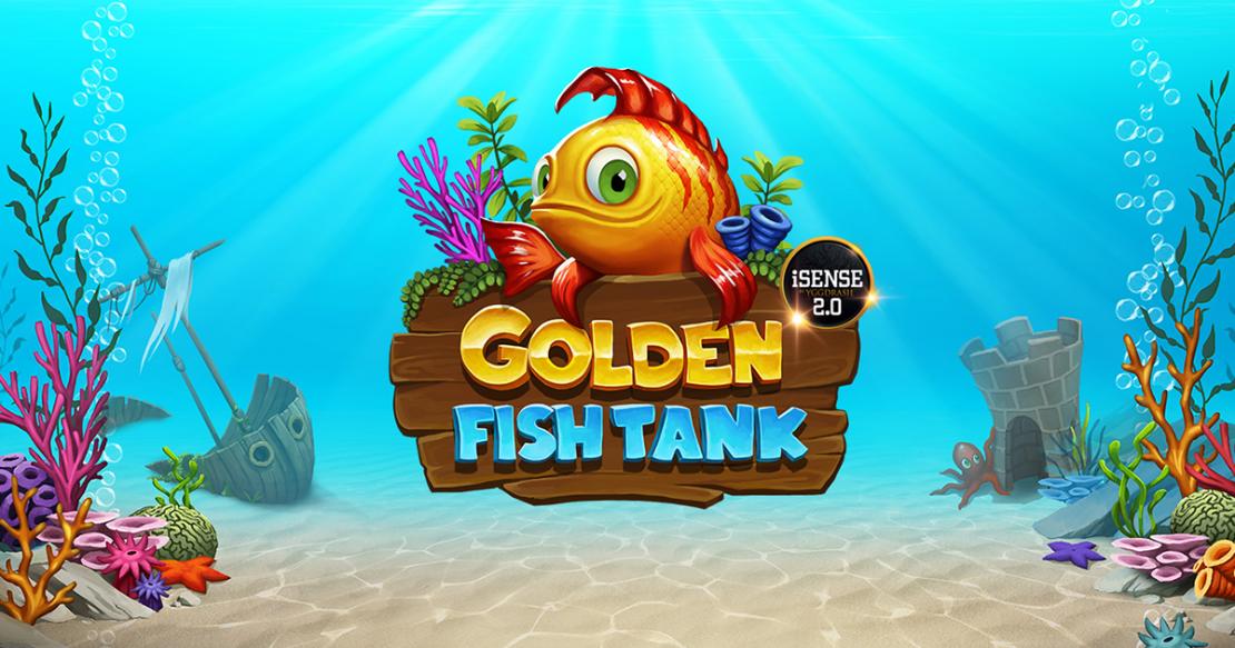Golden Fish Tank slot from Yggdrasil Gaming