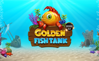 Golden Fish Tank slot from Yggdrasil Gaming
