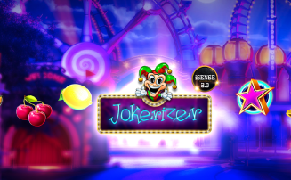 Jokerizer slot by Yggdrasil Gaming