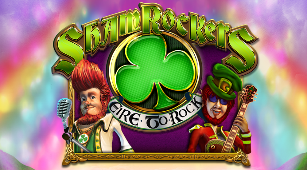 Shamrockers slot from IGT