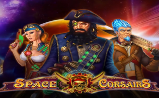 Space Corsairs slot from Playson