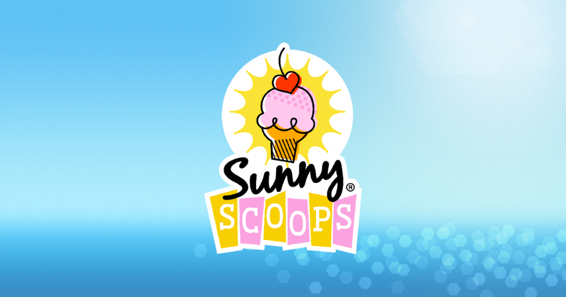 Sunny Scoops slot from Thunderkick