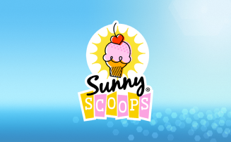 Sunny Scoops slot from Thunderkick