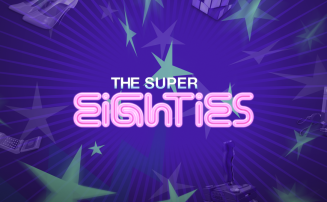 The Super Eighties slot from NetEnt
