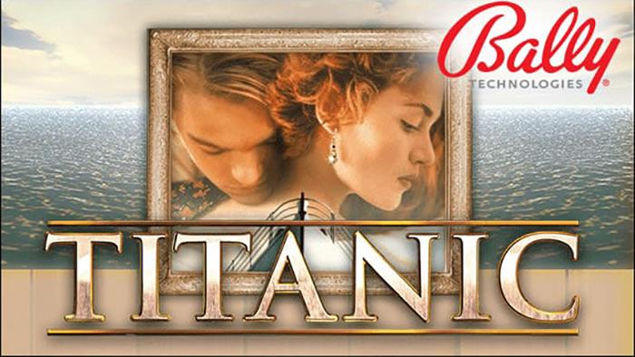 Titanic slot from Bally Technologies