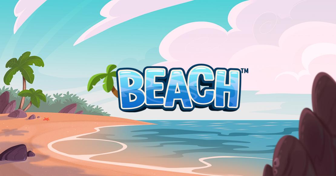 Beach slot from NetEnt