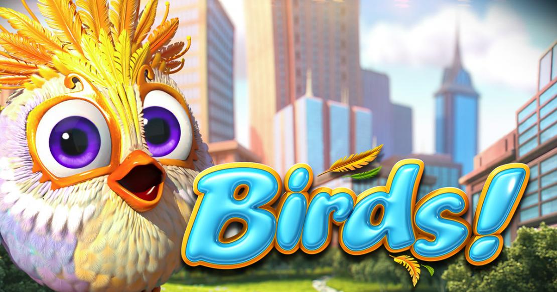 Birds slot from Betsoft