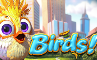 Birds slot from Betsoft