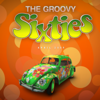 The Groovy Sixties slot from NetEnt