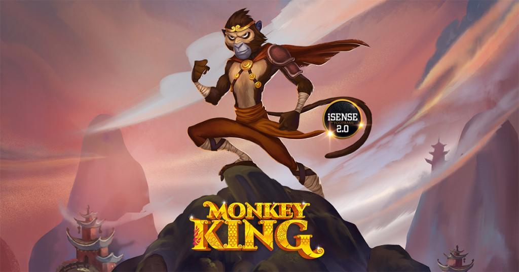 Monkey King slot from Yggdrasil Gaming
