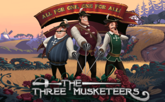 The Three Musketeers slot from QuickSpin