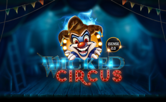 Wicked Circus slot from Yggdrasil Gaming