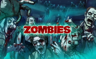 Zombies slot from NetEnt