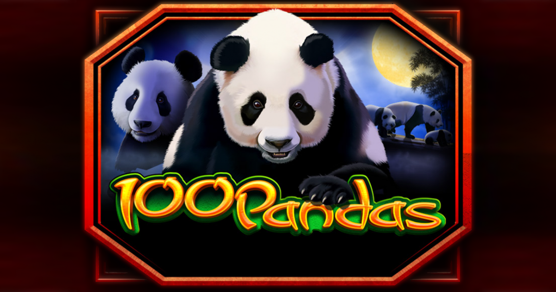 100 Pandas slot from IGT