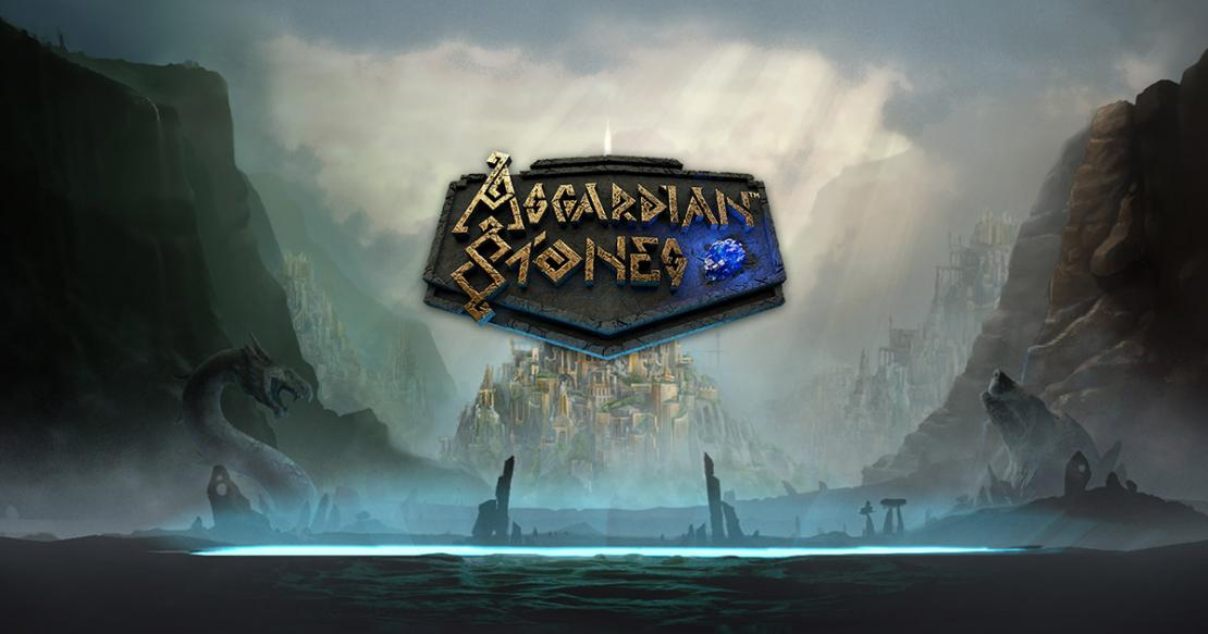 Asgardian Stones slot from Net Entertainment