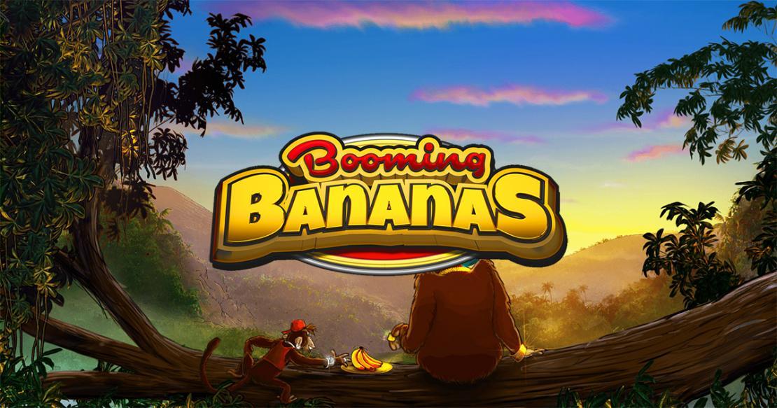 Booming Bananas slot from Booming Games